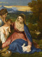Tizian – meisterliches Spiel mit Farben, Licht und Schatten